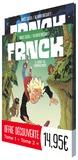 Brice Cossu et Olivier Bocquet - Frnck  : Pack en 2 volumes : Tome 1, Le début du commencement ; Tome 2, Le baptême du feu.