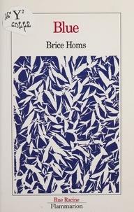 Brice Homs - Blue.