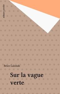 Brice Lalonde - Sur la vague verte.