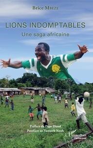 Corridashivernales.be Lions indomptables - Une saga africaine Image