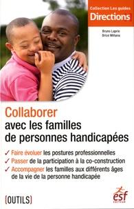 Brice Miñana et Bruno Laprie - Collaborer avec les familles de personnes handicapées.