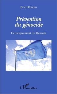 Galabria.be Prévention du génocide - L'enseignement du Rwanda Image