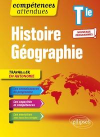 Brice Rabot - Histoire Géographie Tle.