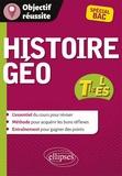 Brice Rabot - Histoire-géographie Tles L et ES.