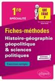 Brice Rabot - Spécialité Histoire-géographie, géopolitique & sciences politiques 1re.