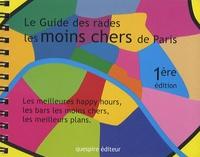 Brice Rocton - Le Guide des rades les moins chers de Paris.