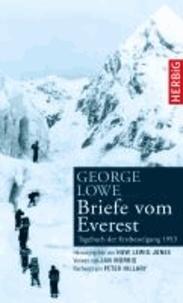 Briefe vom Everest - Tagebuch der Erstbesteigung 1953.