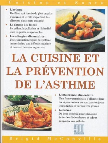 Brigid McConville - La cuisine et la prévention de l'asthme.