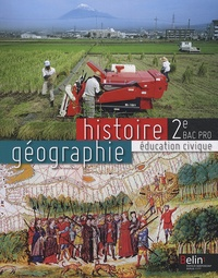 Brigitte Allain-Chevallier - Histoire géographie éducation civique 2e pro.