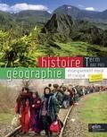 Brigitte Allain-Chevallier - Histoire Géographie enseignement moral et civique Tle Bac Pro.