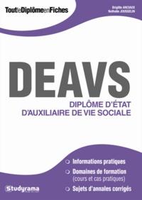 Openwetlab.it Diplôme d'Etat d'Auxiliaire de Vie Sociale Image