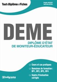 Diplôme d'Etat de Moniteur-Educateur - Brigitte Anciaux |