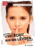 Brigitte Aubonnet - C'est écrit sur ses lèvres.