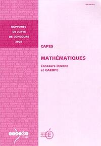 Brigitte Bajou - CAPES Mathématiques - Concours interne et CAERPC.