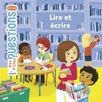 Brigitte Balmes et Coralie Vallageas - Lire et écrire.