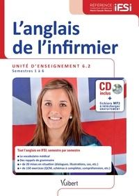 Warren Vidal et Brigitte Beitz - Diplôme d'État Infirmier - UE 6.2 L'anglais de l'infirmier - Semestres 1 à 6.