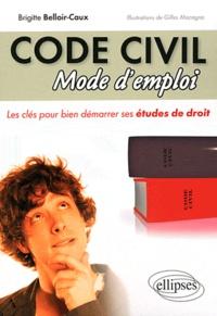 Deedr.fr Code civil - Mode d'emploi Image