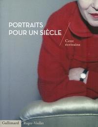 Brigitte Besse - Portraits pour un siècle - Cent écrivains.