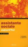 Brigitte Bouquet et Christine Garcette - Assistante sociale aujourd'hui.