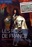 Brigitte Bouvier - Les rois de France.