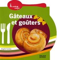 Brigitte Carrère - Gâteaux et goûters.