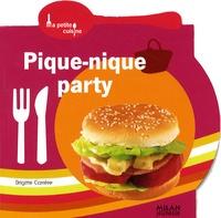 Brigitte Carrère - Pique-nique party.
