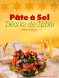 Brigitte Casagranda - Décors de table en pâte à sel.