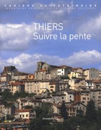 Brigitte Ceroni - Thiers - Suivre la pente.