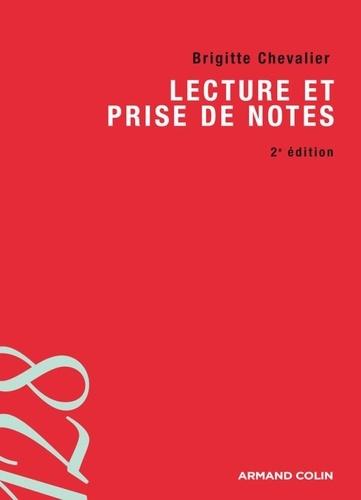 Lecture et prise de notes 2e édition