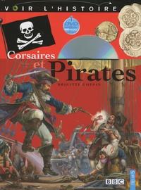 Corsaires et pirates - Brigitte Coppin |