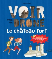 Le château fort - Brigitte Coppin |