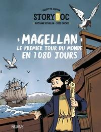 Brigitte Coppin et Antoane Rivalan - Magellan - Le premier tour du monde en 1080 jours.