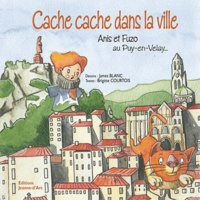 Brigitte Courtois - Cache-cache dans la ville.