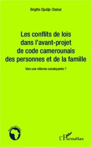 Histoiresdenlire.be Les conflits de lois dans l'avant-projet de code camerounais des personnes et de la famille - Vers une réforme conséquente ? Image