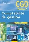 Brigitte Doriath et Christian Goujet - Comptabilité de gestion - 5e éd. - Manuel.