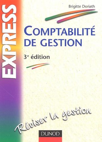 Brigitte Doriath - Comptabilité de gestion.