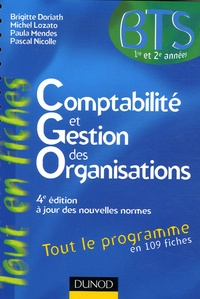 Deedr.fr Comptabilité et gestion des organisations BTS 1e et 2e années Image