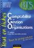 Brigitte Doriath et Paula Mendes - Comptabilité et gestion des organisations.