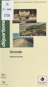 Brigitte Ducasse - Gironde.