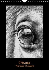 Peintures et dessins de chevaux (Calendrier mural 2017 DIN A4 vertical) - Chevaux: peintures et dessins (Calendrier mensuel, 14 Pages ).pdf