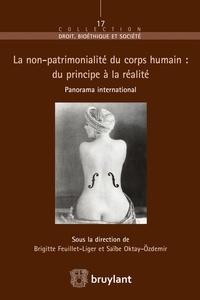 Brigitte Feuillet-Liger et Saïbe Oktay-Ozdemir - Le principe de non-patrimonialité du corps humain : du principe à la réalité.