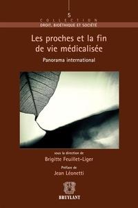 Brigitte Feuillet-Liger - Les proches et la fin de vie médicalisée - Panorama international.