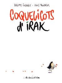 Brigitte Findakly et Lewis Trondheim - Coquelicots d'Irak.