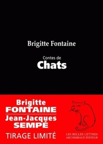 Brigitte Fontaine - Contes de Chats.