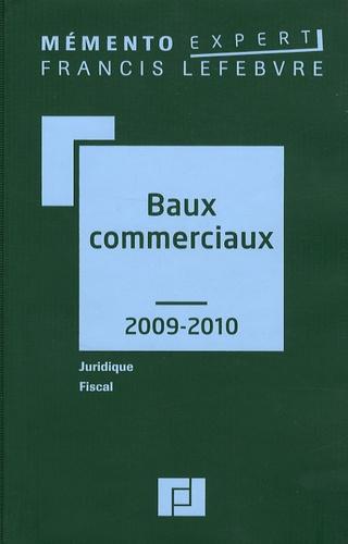 Brigitte Gauclère et Françoise Maigné-Gaborit - Baux commerciaux 2009-2010.