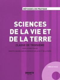 Brigitte Hazard - Sciences de la Vie et de la Terre 3e. 1 Cédérom
