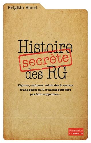 Histoire secrète des RG