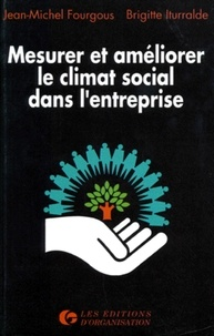 Brigitte Iturralde et Jean-Michel Fourgous - Mesurer et améliorer le climat social dans l'entreprise.