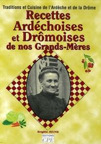Corridashivernales.be Recettes Ardéchoises et Drômoises de nos Grands-Mères Image