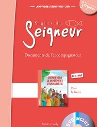 Chemin vers le baptême et leucharistie - Documents de laccompagnateur.pdf